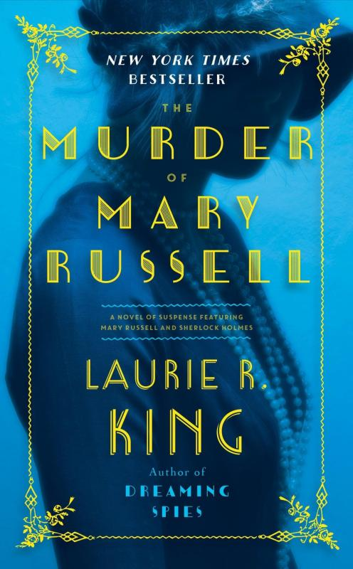 Mary russell murders