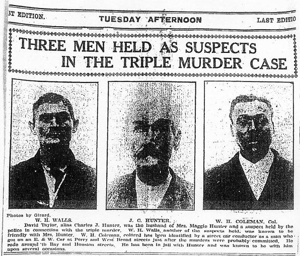 Savannah axe murders